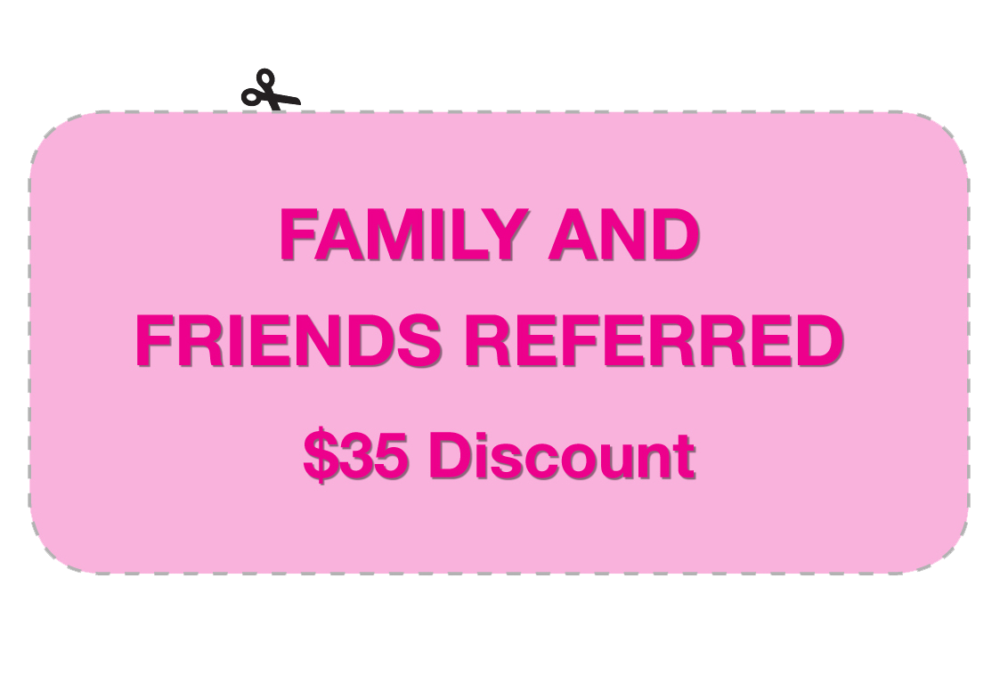 Family and Friend Referral