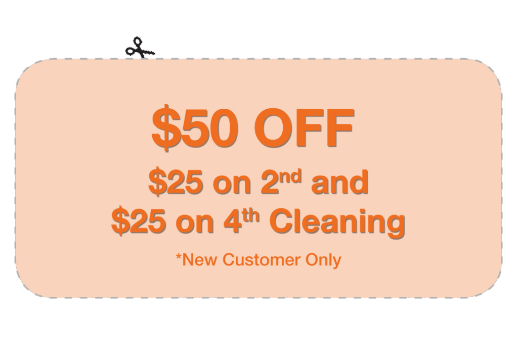 Cleaning Serices referral offer